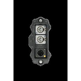 Neutrik NXP-TM-ANA-E Transmitter TX Analog Line Input Module