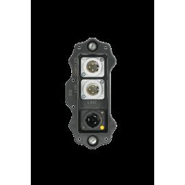 Neutrik NXP-RM-ANA-E Receiver RX Analog Line Output Module