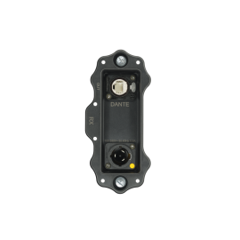 Neutrik NXP-RM-DANTE-E Receiver RX Digital DANTE Output Module