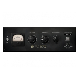PRESONUS FC-670 Compressor - Complément pour StudioLive Séries III & Studio One