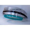 GOWILD GEB-225T180 - Boîtier d'encastrement à béton pour haut-parleur, en plastique