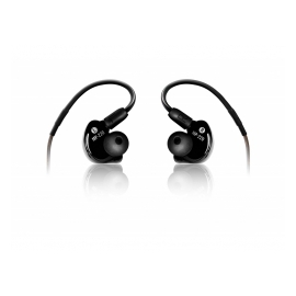 MACKIE MP-220 - Ecouteur intra-auriculaire, driver dynamique double, InEar