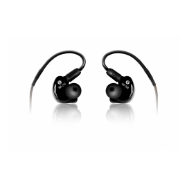 MACKIE MP-240 - Ecouteur intra-auriculaire, driver hybrid double, InEar