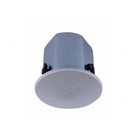 TOA F-2352C - Haut-parleur plafonnier large bande 2voies, blanc