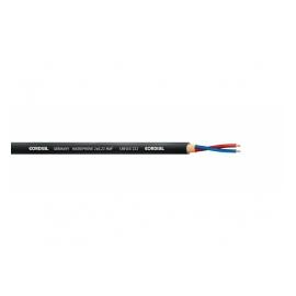 CORDIAL CMK 222 FLEX câble microphone ultra-flexible, noir