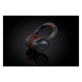 BEYERDYNAMIC Lagoon ANC, Explorer - Casque d'écoute Bluetooth, Active Noise Cancelling, gris/brun