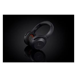 BEYERDYNAMIC Lagoon ANC, Traveler - Casque d'écoute Bluetooth, Active Noise Cancelling, noir/brun