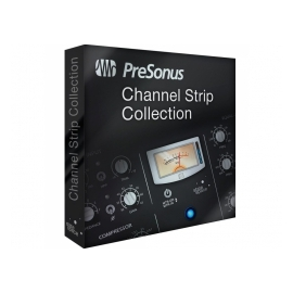 PRESONUS Channel Strip Collection - Plugin d'effet RC500 et VT1