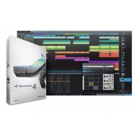 PRESONUS Studio One 4 Artist mise à jour depuis Artis 1-3 - STAN (Station de Travail Audio Numérique)