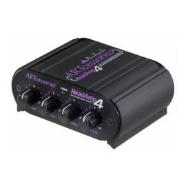 ART HeadAMP 4, Amplificateur casque stereo, 8 sorties