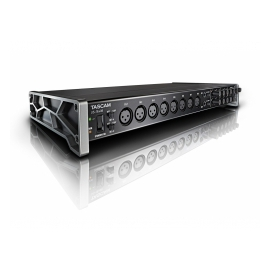 TASCAM US-16x08, USB Audio/MIDI Interface, 16 in / 8 out, MIDI, USB 2.0