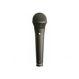 RODE S1-B microphone condensateur live, fixation incl., noir