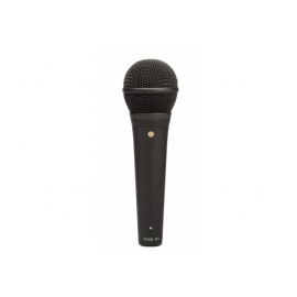 RODE M1 - Microphone dynamique live, pince micro incl.