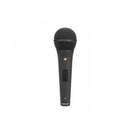 RODE M1-S - Microphone dynamique live, avec commutateur On-Off