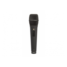 RODE M2 - Microphone condensateur live