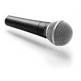Shure SM 58-LCE microphone dynamique, cardioïde