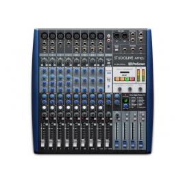 PRESONUS StudioLive AR12c - Table de mixage 14 canaux/Interface audio USB-C