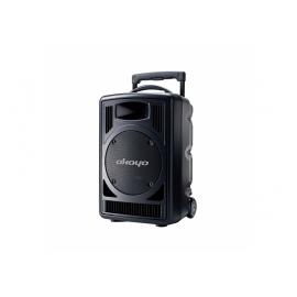 UNIVOX GPA-820 D1 - Système mobile 80W, Haut-parleur 2 voies