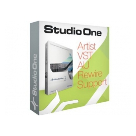 PRESONUS VST and AU and Rewire Support - Ajout pour Studio One Artist