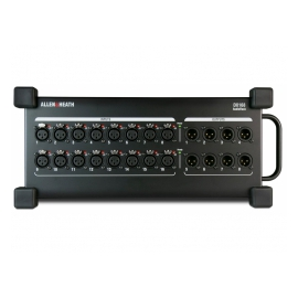 ALLEN & HEATH DX168 - Rack audio pour série dLive et SQ