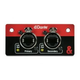 ALLEN & HEATH SQ Dante - Module Dante pour série SQ