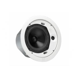 "MARTIN AUDIO C6.8T, 2-Way ceiling speaker, 6.5""/0.8"", 75W@16O, 40W@70/100V, white"