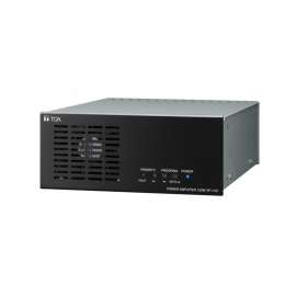 TOA VP-1121 CD - Ampli de puissance 120W@100V, 2U, noir