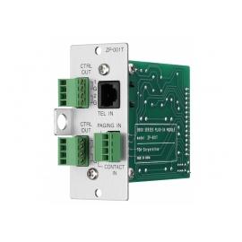 TOA ZP-001T - Module téléphone pour série M-9000