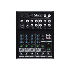 MACKIE Mix8, 8-Kanal Mischpult