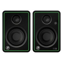 "MACKIE CR3-XBT - Moniteurs multimedia, 3"", Bluetooth, la paire"