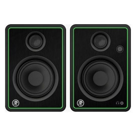 "MACKIE CR4-XBT - Moniteurs multimedia, 4"", Bluetooth, la paire"