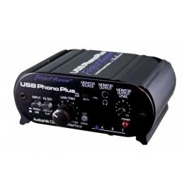 ART USB Phono Plus, Préamplificateur Phono, USB/Digital Out