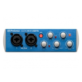 PRESONUS AudioBox 96 USB - Audio Interface