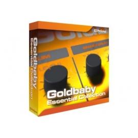 PRESONUS Goldbaby Essentials - Echantillons de boîte à rythmes analogique et digitale vintage