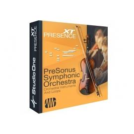 PRESONUS Presonus Symphonic Orchestra - Echantillons et boucles