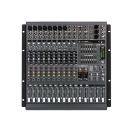 MACKIE PPM1012 table de mixage ampl 12-canaux, 2x800W