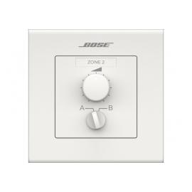 BOSE ControlCenter CC-2 EU-W - Contrôle du volume et 2 sources, blanc