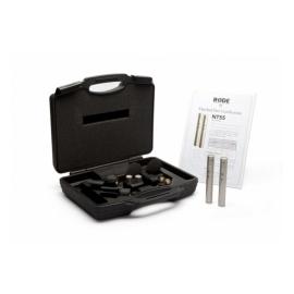 RODE NT55-MP Set stéréo, 2 x NT55-S, case incl.