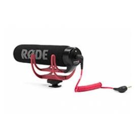 RODE VideoMic Go microphone à condensateur pour camera