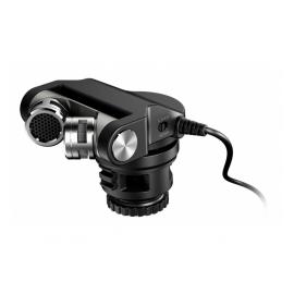 TASCAM TM2X, Micro à condensateur stéréo caméra