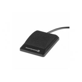 BEYERDYNAMIC BM 42 B - Micro de surface à condensateur, semi-cardioïde, noir