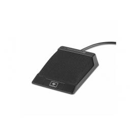 BEYERDYNAMIC BM 52 RC - Micro de surface à condensateur, semi-cardioïde, noir