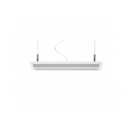 BEYERDYNAMIC MPR 210 W ceiling - Micro suspendu Revoluto blanc