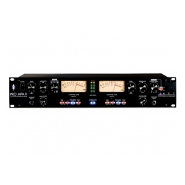 ART Pro MPA-II, Tube Preamp, deux canaux