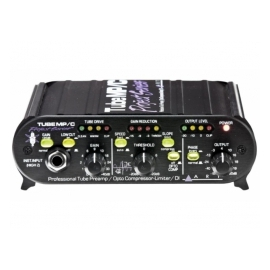 ART Tube MP/C, Tube Preamp, Compresseur optique