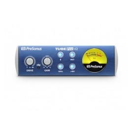 PRESONUS Tube Pre V2 Single Channel Inst/Mic Preamp