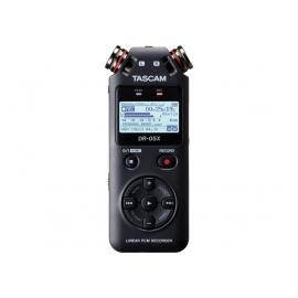 TASCAM DR-05X - Enregistreur stéréo portable, interace audio USB
