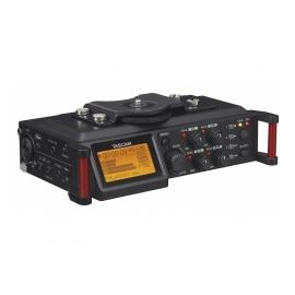 TASCAM DR-70D, enregistreur 4 canaux pour DSLR