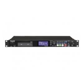 TASCAM SS-R100, Enregistreur audio Solid State, 1U