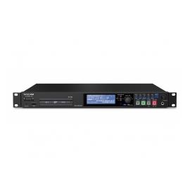 TASCAM SS-R250N - Enregistreur numérique, 1U, XLR, RJ45, RS-232
